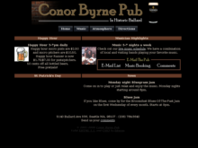 Conor Byrne Public House Screenshot