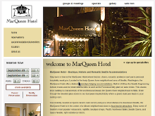 MarQueen Hotel Screenshot